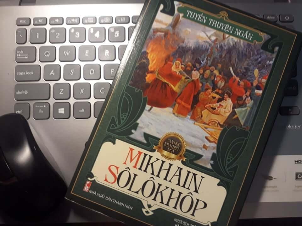 Mikhain Sô-lô-khốp