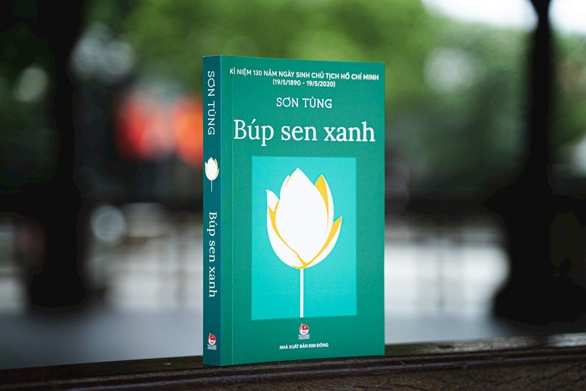 Ảnh Nxb Kim Đồng Búp sen xanh reviewsachonly