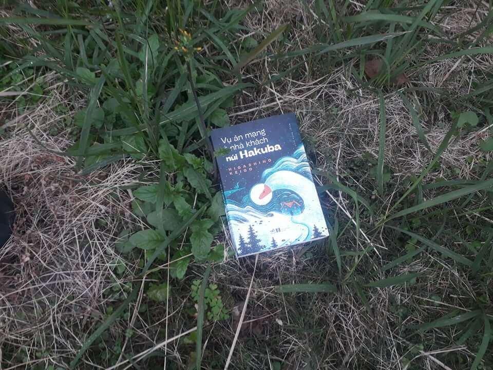 vụ án mạng ở nhà khách núi hakuba