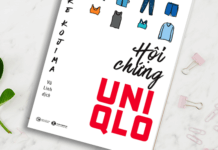 cover review sach hoi chung uniqlo