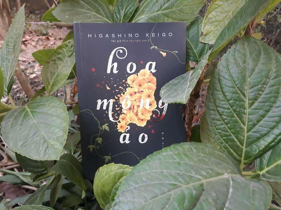 Hoa mong ao Higashino Keigo