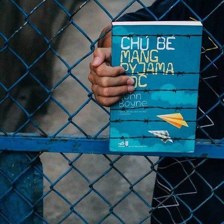 reviewsach.net chu be mang Pyjama soc