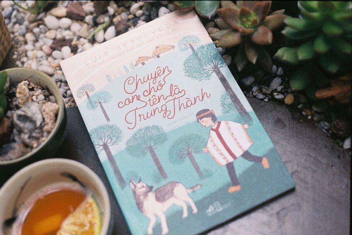 Ảnh Nhã Nam Chuyện con chó tên là Trung Thành reviewsachnet reviewsachonly
