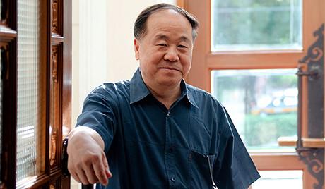Nhà văn Mạc Ngôn Trâu thiến reviewsachonly