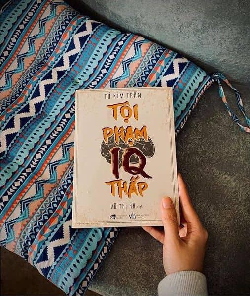 Tội phạm IQ thấp - review sách